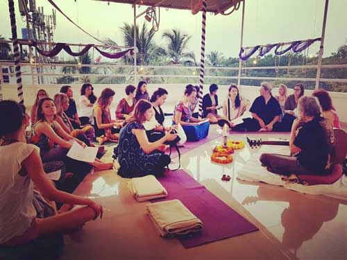 Yoga Teacher Training in Goa, Yoga Teacher Training in India, 200hr YTTC in Goa
