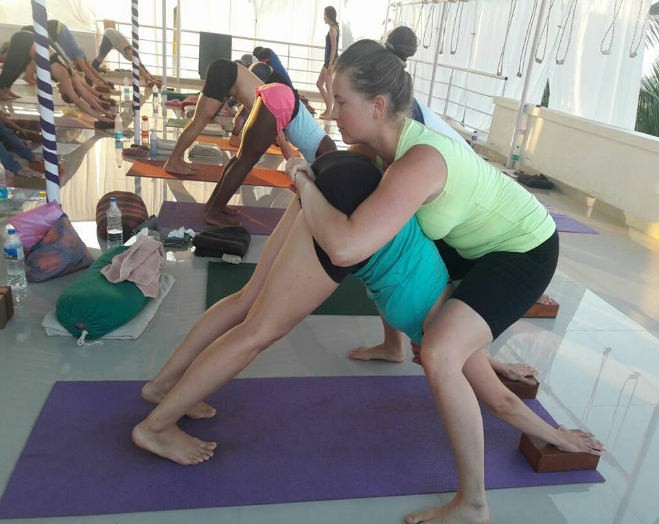 200hr Yoga Teacher Training Goa, Yoga Teacher Training India